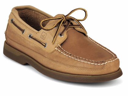 Sperry Top-Sider Men's Mako 2-Eye Canoe Moc Boat Shoes