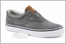 Sperry Top-Sider Men's Salt Washed Twill Striper CVO Sneaker