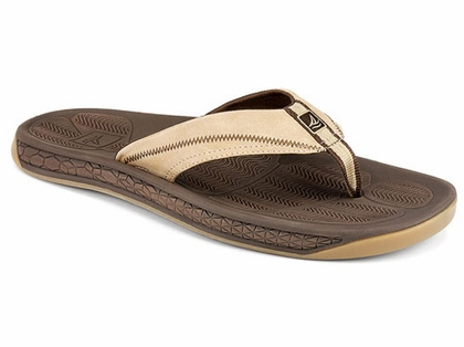 Sperry Top Sider Sea Kite Thong Brown
