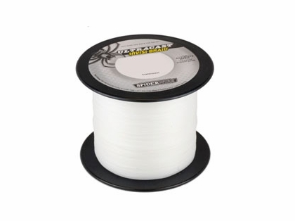 Spiderwire Ultracast Invisi-Braid 65lb-80lb 1500yd Bulk Spool