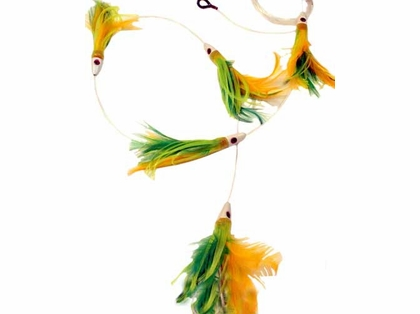 Sportfish Products Sport Feather Chain