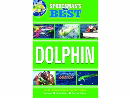 Sportsmans Best Dolphin Book DVD Combo