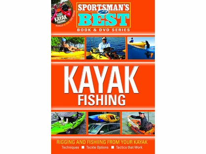 Sportsmans Best Kayak Fishing Book DVD Combo