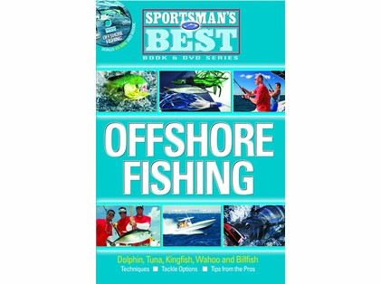Sportsmans Best Offshore Book DVD Combo