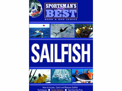 Sportsmans Best Sailfish Book DVD Combo