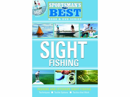 Sportsmans Best Sight Fishing Book DVD Combo