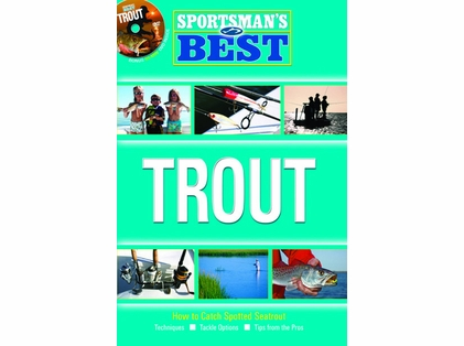 Sportsmans Best Trout Book DVD Combo