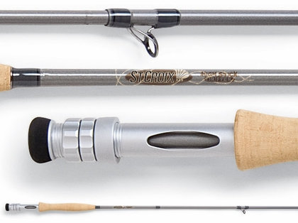 St. Croix HSD1004.4 High Stick Drifter Fly Rod