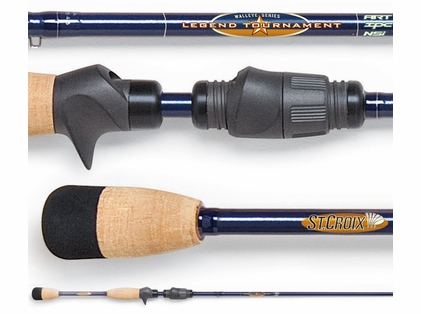 St. Croix LTWC70MHM Legend Tournament Walleye Casting Rod