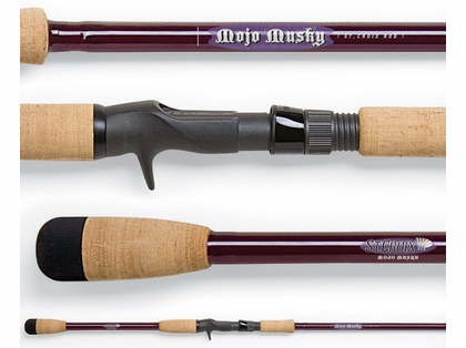 St Croix MM72MHF Mojo Musky Rod