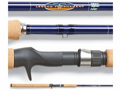 St. Croix TMU69XHF Legend Tournament Musky Rod