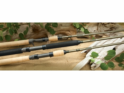 St Croix WRS86MF2 Wild River Salmon and Steelhead Spinning Rod