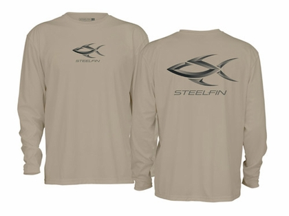 Steelfin Long Sleeve Performance Shirts