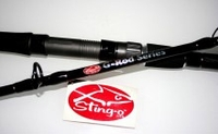 Sting-o Fish PN-762-130-S G-Rod 7'6 130G Spinning Jig Rod