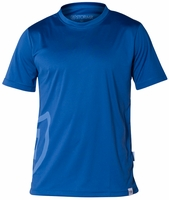 Stormr RW110M-63 Mens Short Sleeve UV Shield Shirt Blue