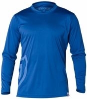 Stormr RW115M-02 Mens Long Sleeve UV Shield Shirt Blue