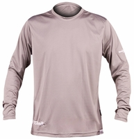 Stormr RW115M-02 Mens Long Sleeve UV Shield Shirt Smoke