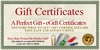 TackleDirect eGift Certificates
