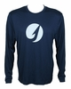 TackleDirect Hook Logo Men's Performance LS Shirts