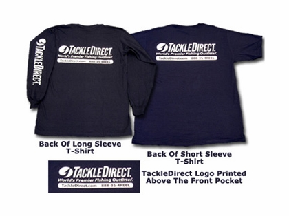 TackleDirect Logo Tees