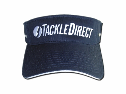 TackleDirect Logo Visor