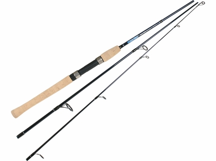 TackleDirect Silver Hook Series Travel Rods