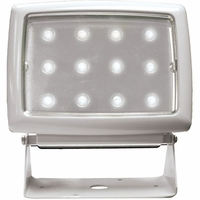 TACO Low Voltage LB40 Blaster Light, 40W, White - LB40-WHA-012-00