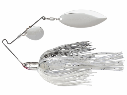 Terminator T1 Original Titanium Spinnerbaits w/Power Pulse Quickskirts