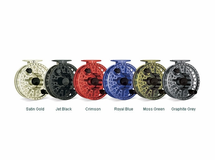 Tibor Pacific Fly Reel - Custom Colors