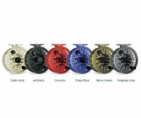 Tibor Everglades Fly Reel - Custom Colors