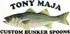 Tony Maja Custom Bunker Spoon Rods