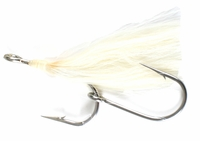 Tony Maja Siwash Stinger Hook 9/0 - White