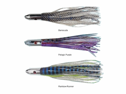 Tormenter Chrome Headed Trolling Lures
