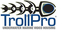 TrollPro Underwater Trolling Housings for GoPro HD Video Cameras