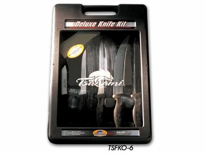 Tsunami Offshore Fillet Knife Kit