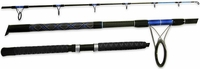 Tsunami SABSXT 661MH Saphire XT Boat Spinning Rod