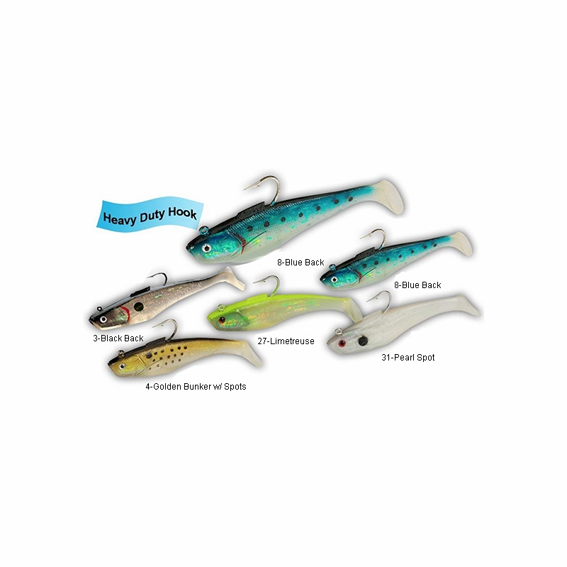 tsunami soft bait lures | tackledirect, Soft Baits