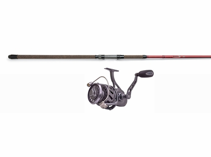 Van Staal VM275 Spinning Reel - St. Croix Avid Spin Rod Surf Fishing Combo