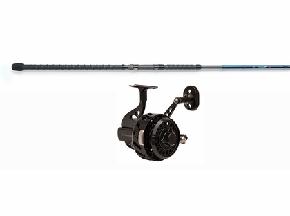 Van Staal VS X Spin Reel - St. Croix 12ft Legend Surf  Rod Surf Fishing Combo