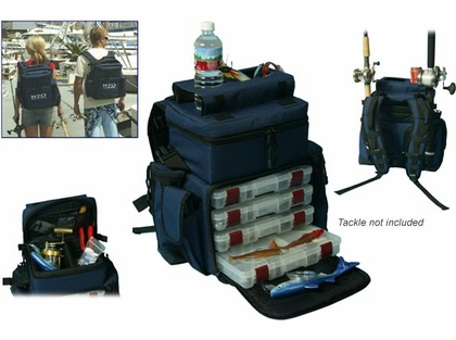 WFO Backpack Tackle Bag