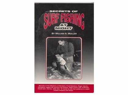 William Muller 36589 Secrets of Surf Fishing At Night