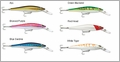 Williamson Speed Pro Deep Lures