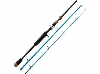 Wright & McGill Blair Wiggins S-Curve Inshore Travel Rods