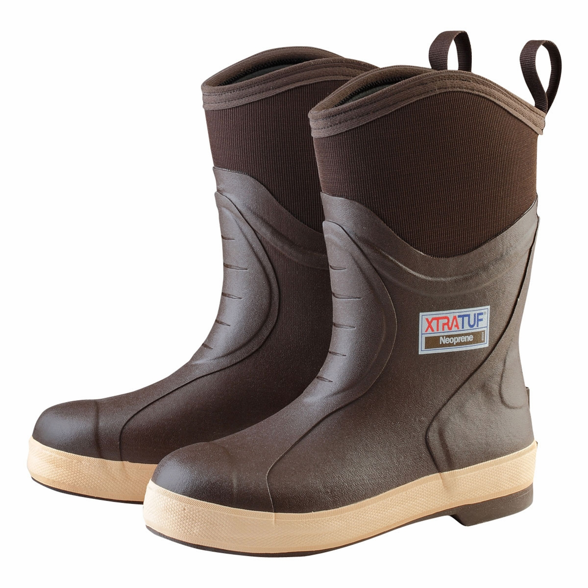 Model FAIRBANKS  If You Live Anywhere Along The Southeastern To Southcentral Coast Of Alaska, Chances Are You Own A Pair Of XTRATUF  Brown Boot Is The Great Common Denominator It Is A Boot Worn By Young, Old, Blue Collar, White Collar,