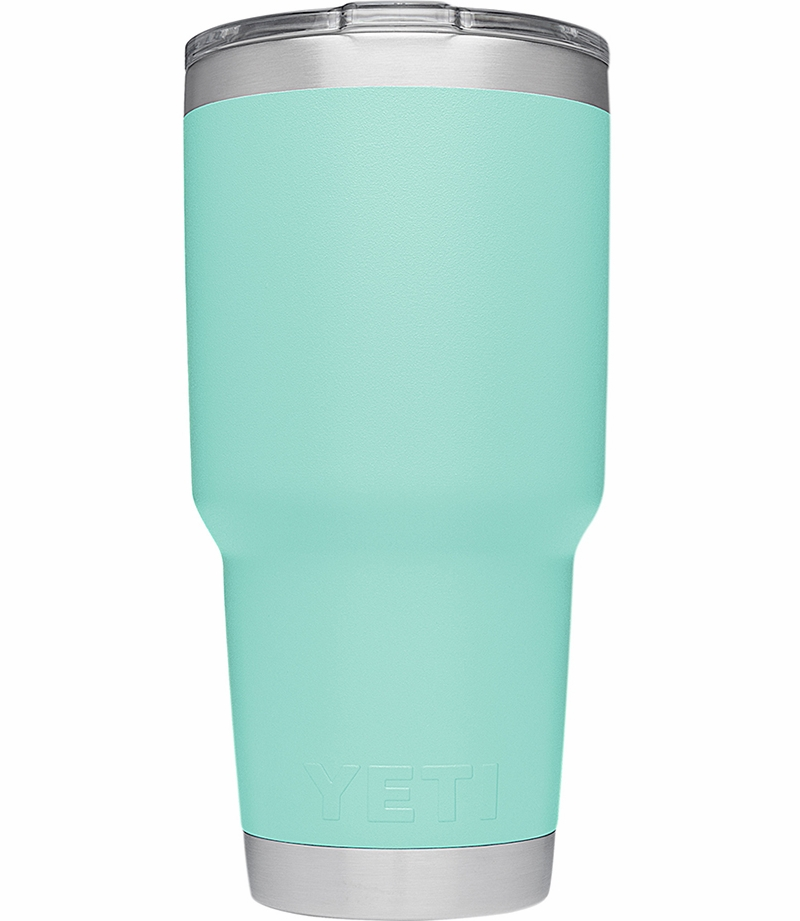 Yeti Rambler Tumbler 30oz Seafoam Tackledirect