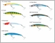Yo-Zuri Crystal 3D Minnow Floating & Sinking