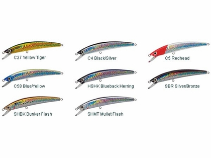 Yo-Zuri Crystal Minnow F1003 Floating 4-3/8in