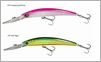 Yo-Zuri Crystal Minnow F1012 Deep Diver 4-3/8in