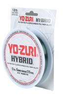 Yo-Zuri Hybrid Fishing Line 12lb 275yds Green