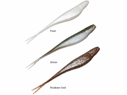 Z-Man Scented Jerk Shad Lures